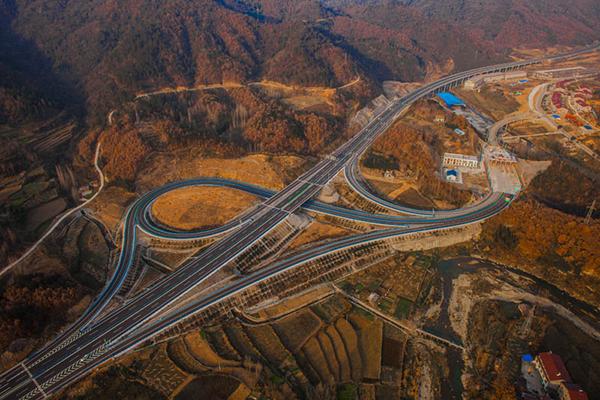 谷城至竹溪高速公路